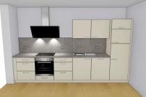 Visualisierung: Einbauküche