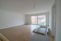 Baustelle: Wohnzimmer