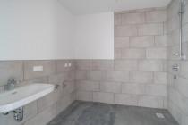 Baustelle: Badezimmer