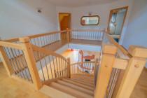 Treppenaufgang / Galerie